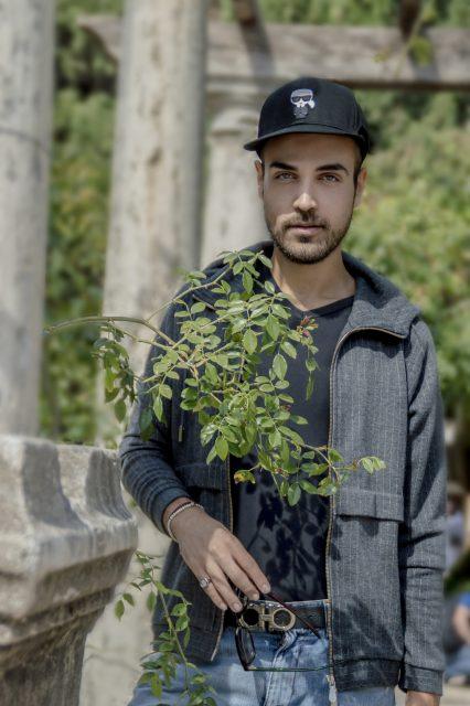 Edoardo Alaimo fashion influencer outfit Roma7