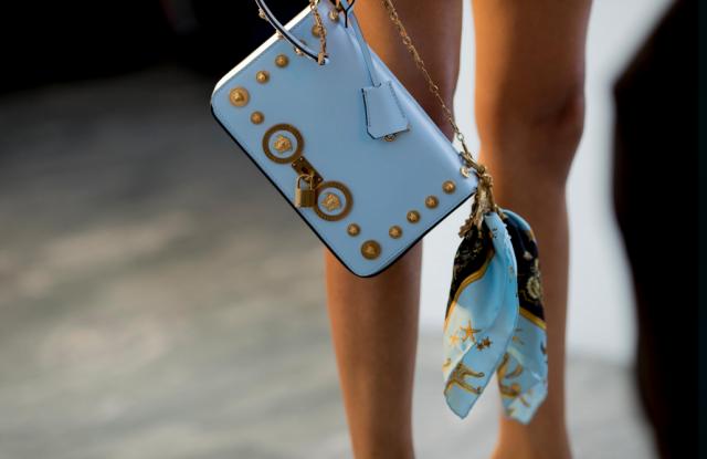 La sfilata tributo a Gianni Versace - Edoardo Alaimo11
