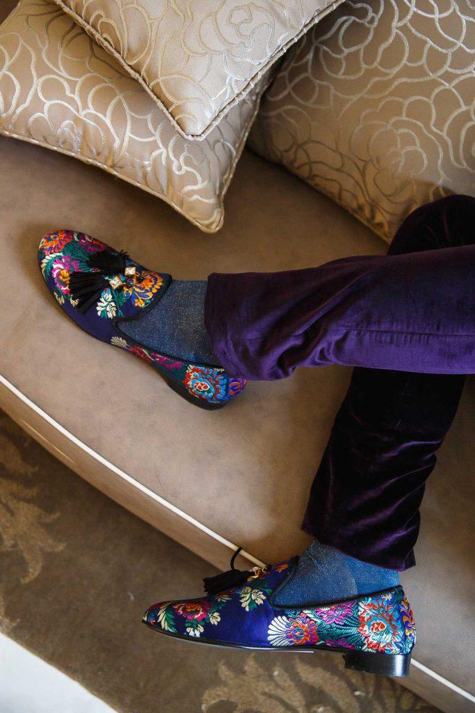 scarpe zanotti per outfit di capodanno 2018