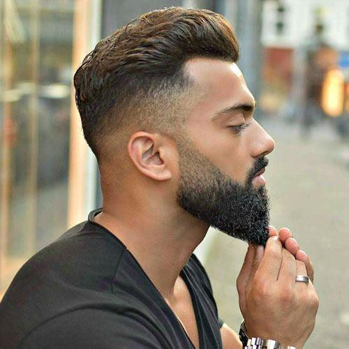 Men S Haircuts 15 Best Styles For Looking Instantly: Come Rifinire La Barba E Dargli Una Forma Perfetta