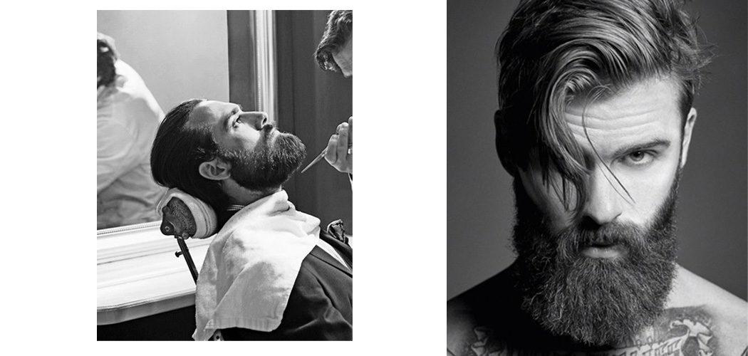 come rifinire la barba