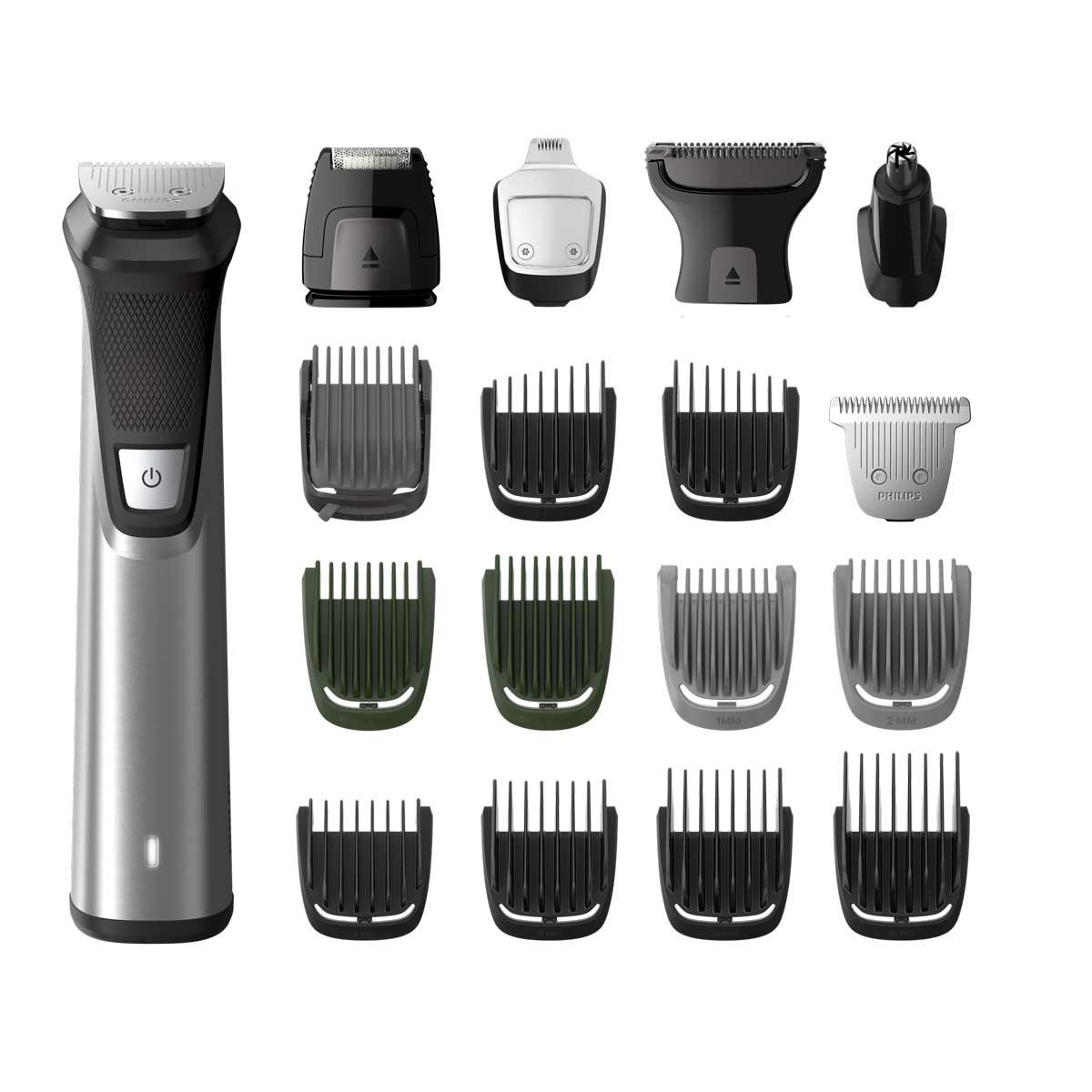accessori pHilips Multigrom per come rifinire la barba