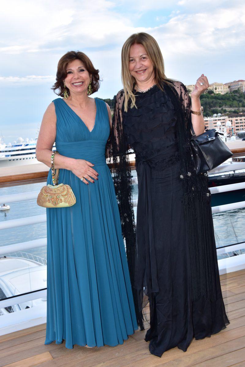Montecarlo Fashion week 2018 Grazia Pitorri 3