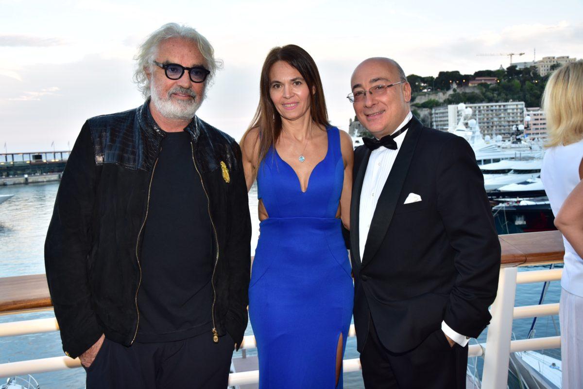 Montecarlo Fashion week 2018 Grazia Pitorri 2