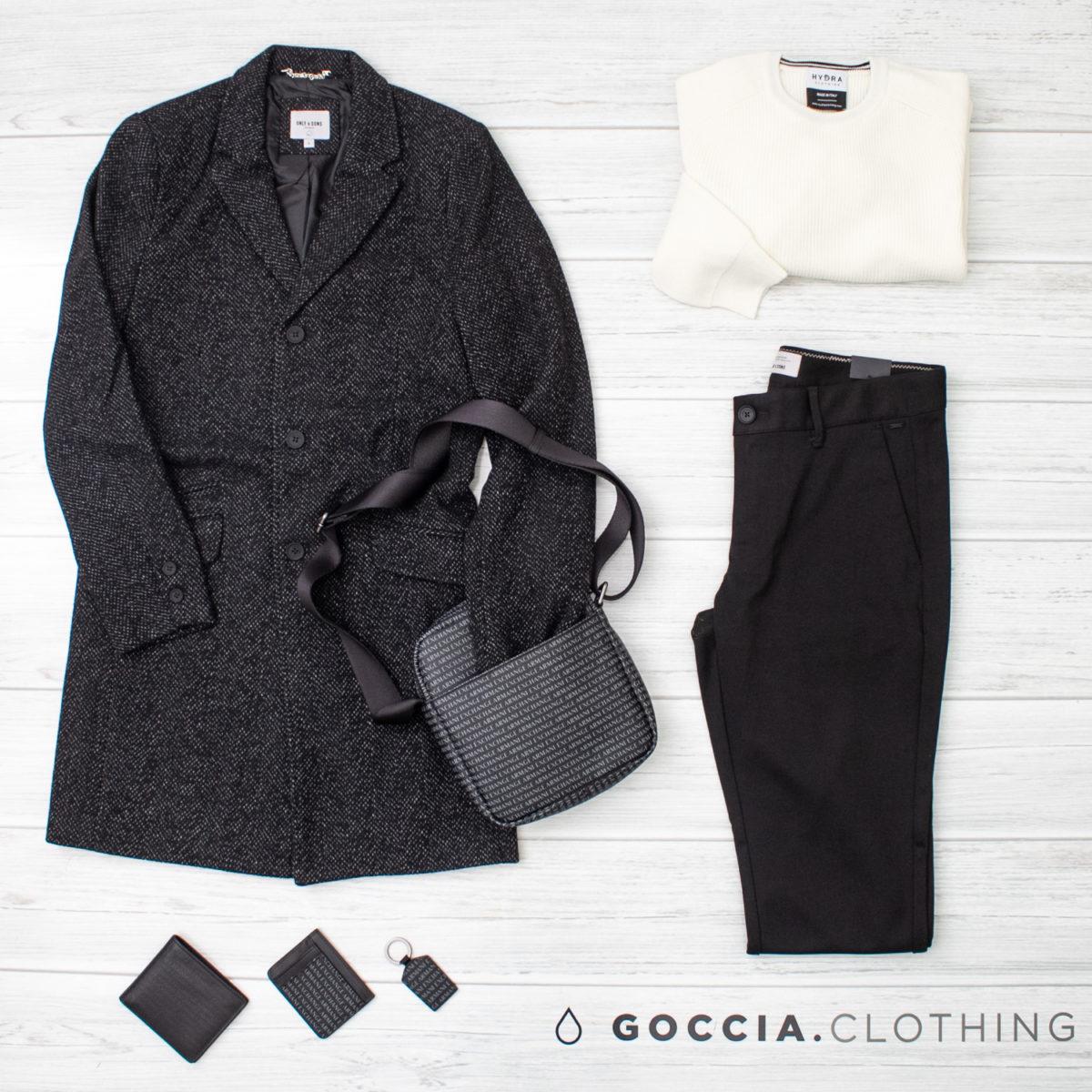 Goccia Clothing moda uomo autunno inverno 1