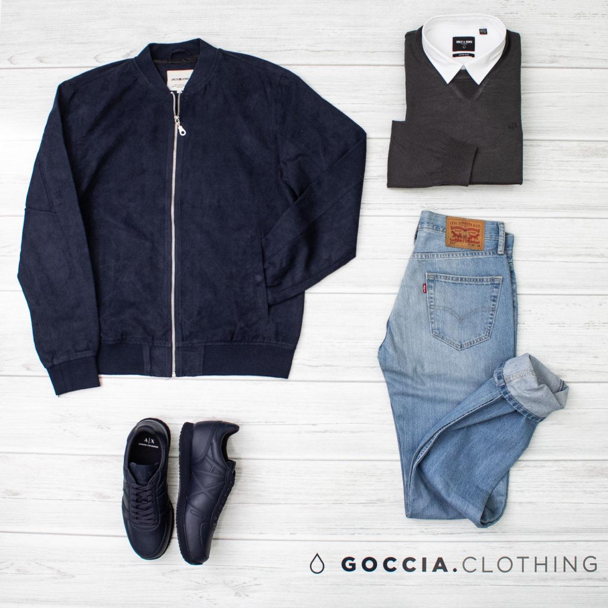 Goccia Clothing moda uomo autunno inverno 3
