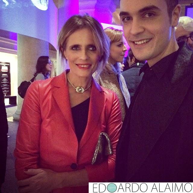 Edoardo Alaimo e Isabella Ferrari