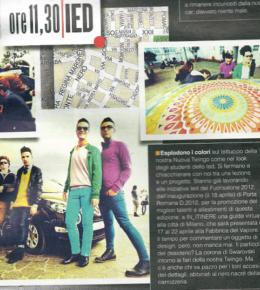 Edoardo Alaimo on Max magazine