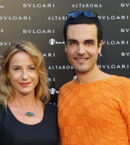 <!--:it-->Edoardo Alaimo and Ginevra Ansuini attending at Bulgari event <!--:-->