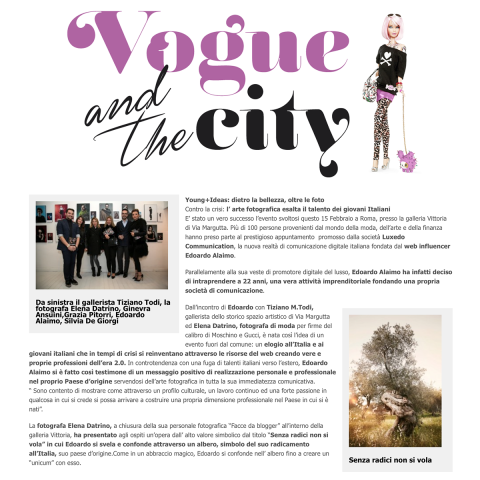 <!--:it-->Young+ideas on Vogue and the city<!--:-->