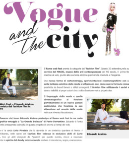 <!--:it-->Edoardo Alaimo protagonista RWF - Vogue&the city 25/09/2015<!--:-->
