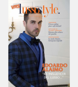 "<!--:it-->Edoardo Alaimo on the cover of ""Lusso style"" magazine - October 2016<!--:-->"