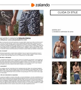 Edoardo Alaimo's article on Zalando.com