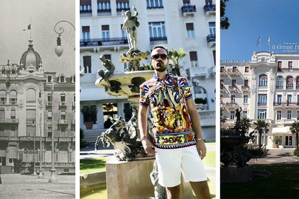 L' albergo 5 stelle lusso in Emilia Romagna: La mia vacanza al Grand Hotel Rimini