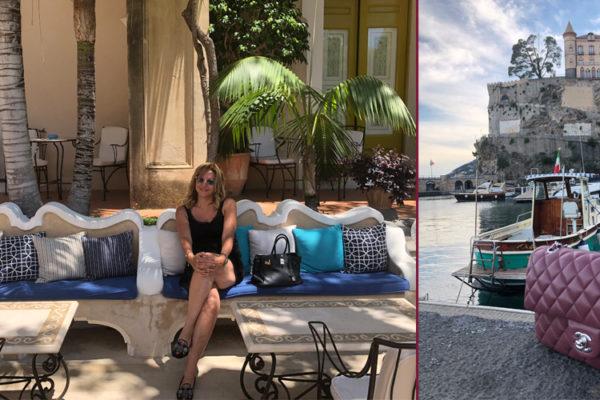 (Italiano) Itinerari moda con Grazia: Dalla Montecarlo fashion week al mare di Positano…
