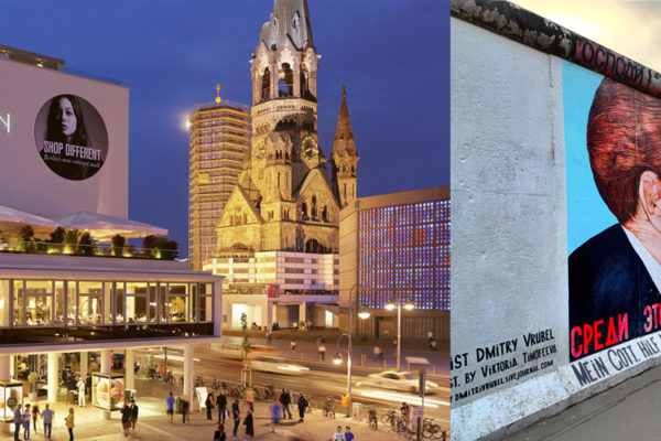 How to see Berlin in a weekend; Restaurants and shops you can't miss