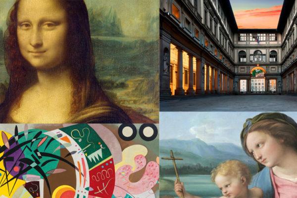 MUSEI ONLINE: QUANDO LA RETE DONA BELLEZZA