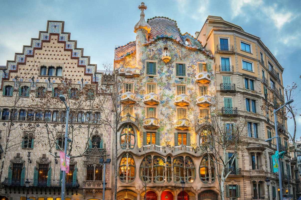 Edoardo_Alaimo_musei_online_Casa_Batllò_Gaudì_Barcellona
