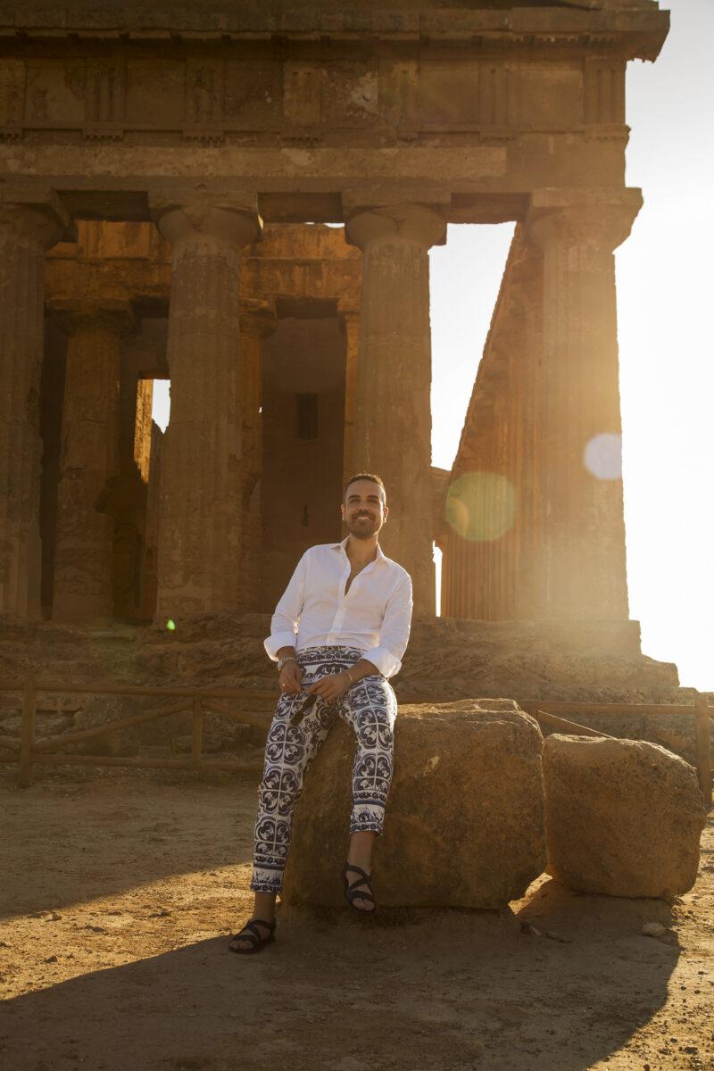 Edoardo Alaimo-influencer-10-anni-anniversario-blogger-valle-dei-templi-3