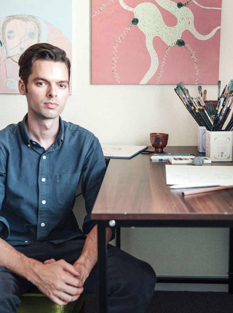 _Edoardo_Alaimo_Adam_Norgaard_artist_interview1